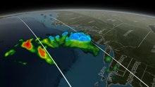 Datei: GPM scannt den Hurrikan Hermine.webm