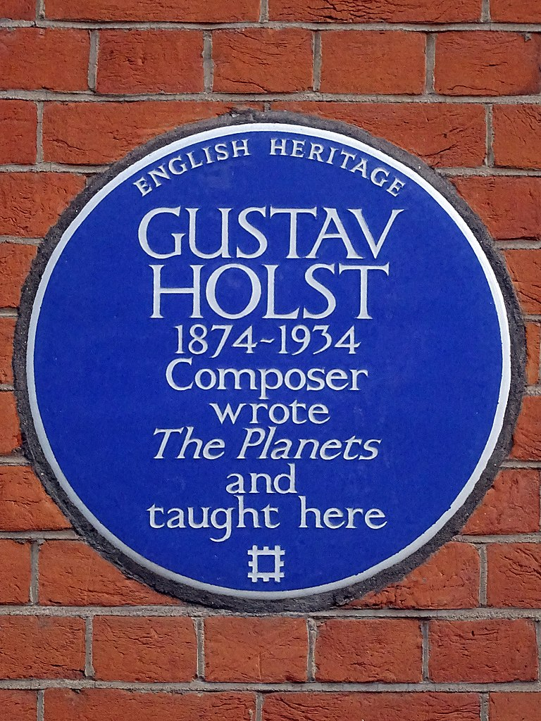 the life and works of english composer gustav holst 1934), born gustavus theodore von holst,[1][2] was an english composer he  is most famous for his orchestral suite the planets.