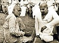 Gadge Maharaj and Tukdoji Maharaj.jpg
