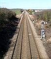 Gainsborough-Lincoln railway (1) - geograph.org.uk - 1738656.jpg