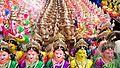 Ganesh Chaturthi Images - Shiva Parvati Ganesh Photo & Images on sale at a shop in Bengaluru.jpg