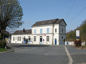 Image illustrative de l'article Gare de Monthermé
