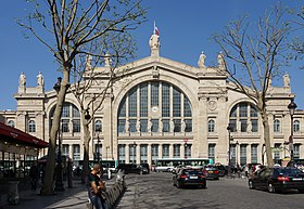 Gare du Nord, Paris 9 April 2014 013.jpg