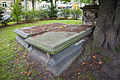Gartenfriedhof cemetery Marienstrasse Hanover Germany grave 5 von Hardenberg.jpg