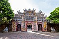 Gate in Imperial City, Huế (I).jpg
