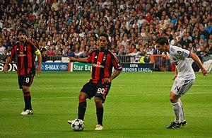 Gattuso%2C Ronaldinho and Xabi Alonso