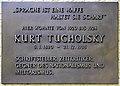 Gedenktafel Bundesallee 79 Kurt Tucholsky.JPG