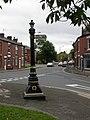 Gee Cross, fingerpost - geograph.org.uk - 1471833.jpg