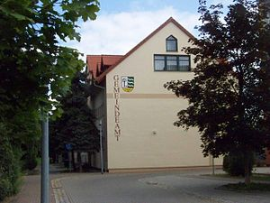 Neukieritzsch - Municipal office