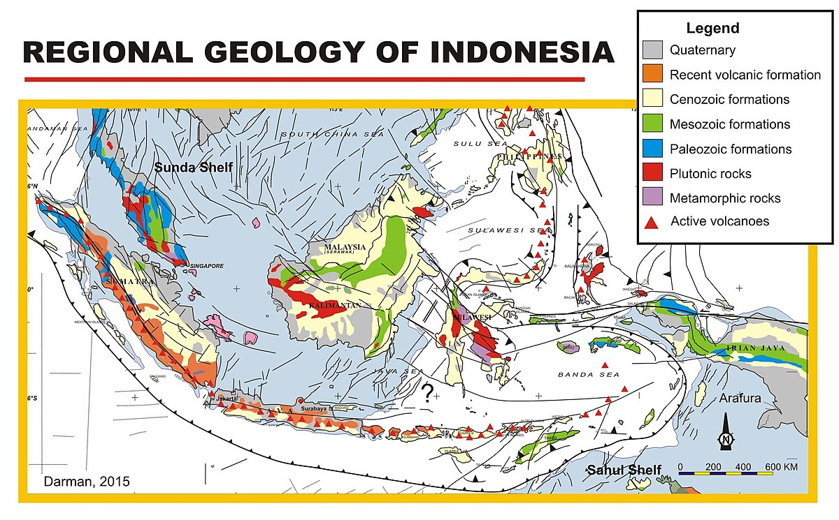Ring Of Fire Book Indonesia