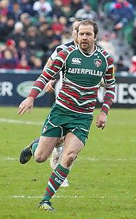 Geordan Murphy Irish rugby union player