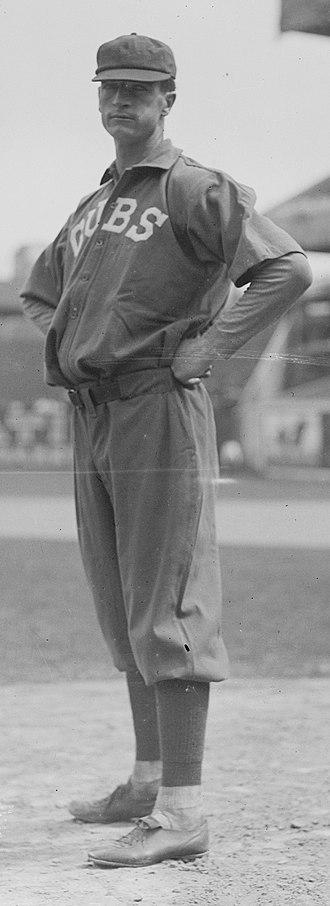 George Pierce (baseball) - George Pierce, 1913