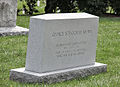 George Scratchley Brown headstone - Arlington National Cemetery - 2011.JPG