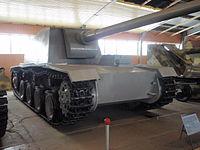 Sturer emil немецкая тяжёлая 128 мм сау на