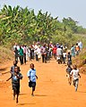 Ghana community visits water point (7250889634).jpg