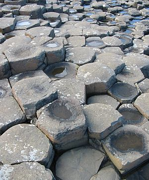 Houses of the Holy - Giant's Causeway in Northern Ireland