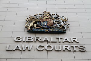 Judiciary of Gibraltar - The new law courts