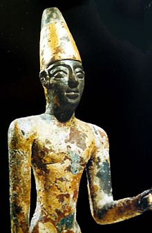 National Museum of Beirut - Wikipedia Baal Canaanite God