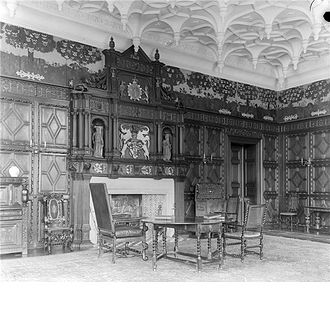 Gilling Castle - Great Chamber
