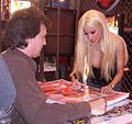 Gina Lynn at AEE 2007.jpg