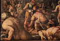 Giorgio vasari e aiuti, sconfitta di radagaiso presso fiesole, 1563-65, 02.jpg