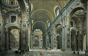 St. Peter's Basilica - Wikipedia, the free encyclopedia
