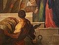 Giuseppe Nicola e Apollonio Nasini, presentazione di maria al tempio 02 uomo che mette basto a un asino.jpg