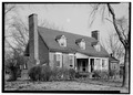 Glebe House, State Route 615 vicinity, Charles City, Charles City, VA HABS VA,19-CHARC,2-1.tif
