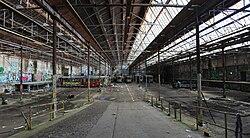 Rozelle Tram Depot Wikipedia