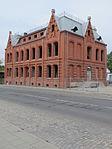 Gliwice, Budynek Zakładów Chemicznych Rütgersa, widok od pd-wsch..JPG