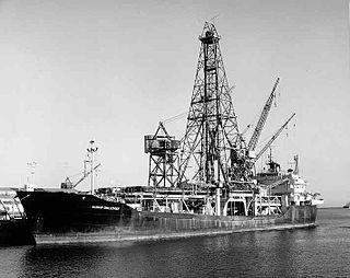 Deep Sea Drilling Project Ocean drilling research program between 1966–1983