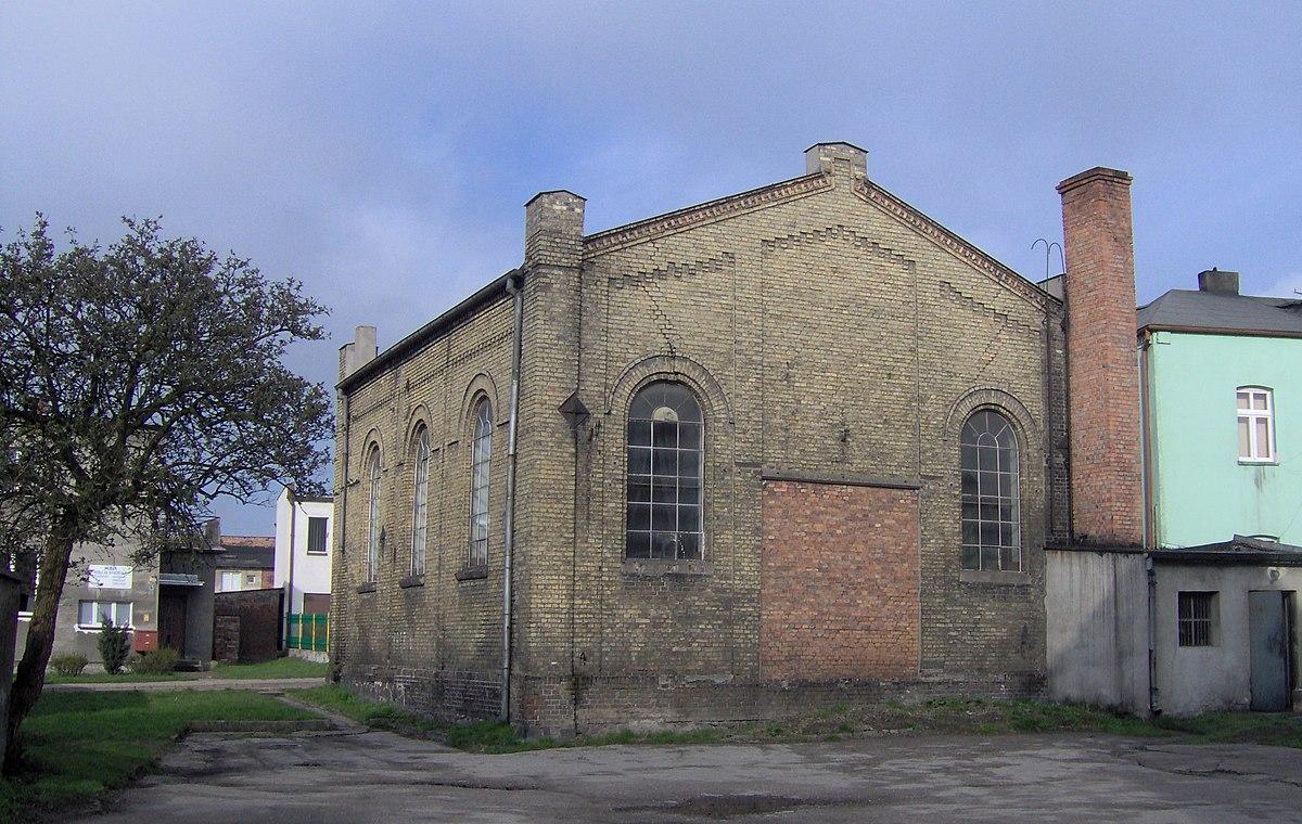 Synagoge Argenau (Posen) - Wikipedia
