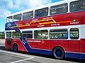 Go Ahead Gateshead bus 3771 MCW Metrobus C771 OCN Metrocentre rally 2009 (4).JPG