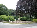 Goldford Lane crossroads, Bickerton - geograph.org.uk - 1409690.jpg