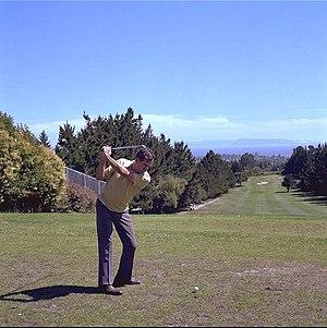 Drive (golf) - A golf drive