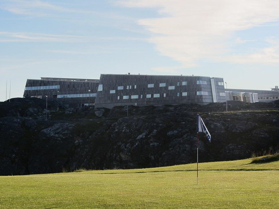 Golfbane Nuuk