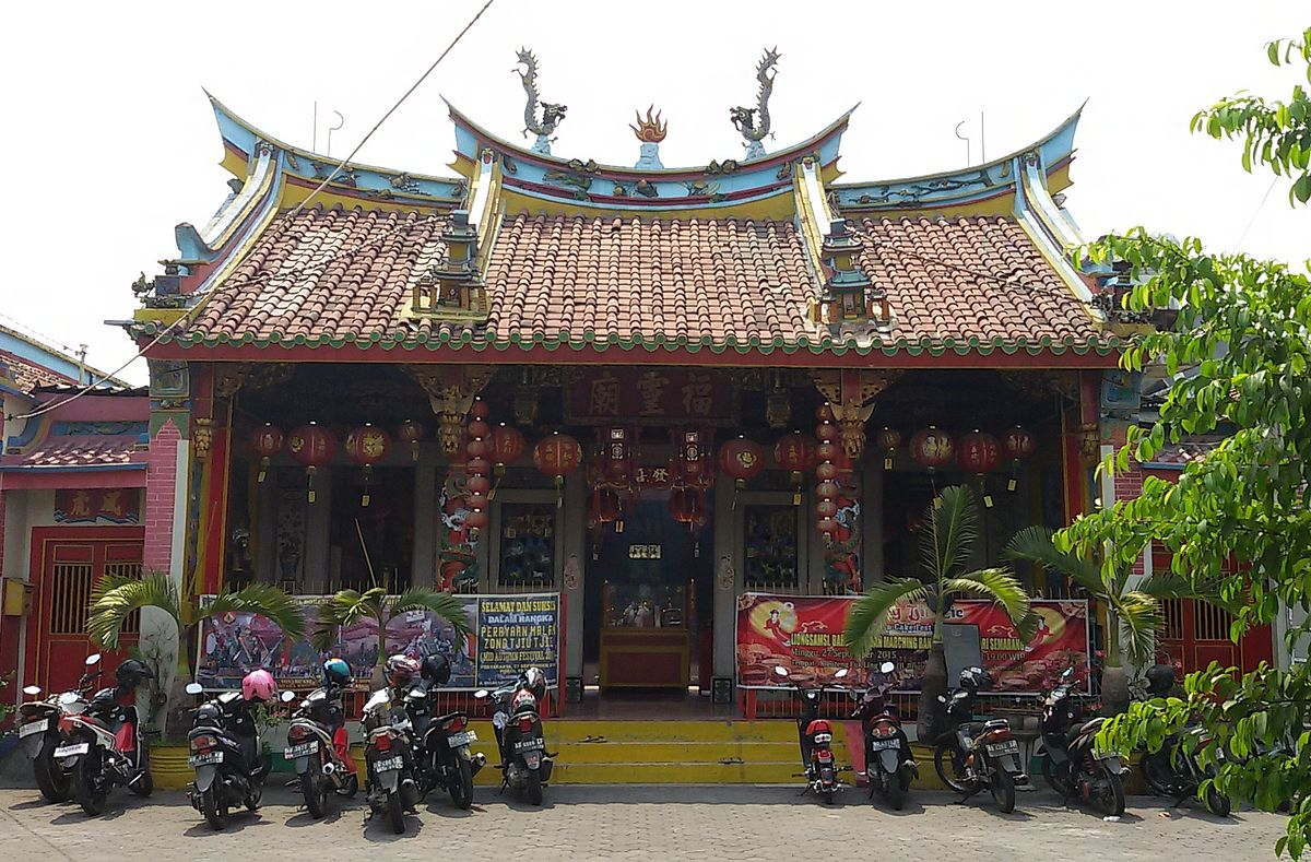 Kelenteng Fuk Ling Miau - Wikipedia bahasa Indonesia ...