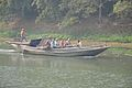 Goods Boat on River Churni - Halalpur Krishnapur - Nadia 2016-01-17 8763.JPG
