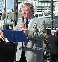 Göran Johansson, politician in Göteborg , Sweden