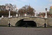 Горбатый мост москва