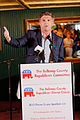 Governor of Maryland Bob Ehrlich at Belknap County Republican LINCOLN DAY FIRST-IN-THE-NATION PRESIDENTIAL SUNSET DINNER CRUISE, Weirs Beach, New Hampshire May 2015 by Michael Vadon 14.jpg