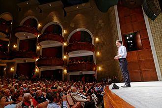 Scott Walker (politician) - Governor Walker at Citizens United Freedom Summit in South Carolina