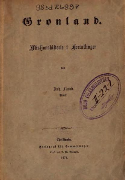 File:Grønland Missionshistorier i fortælling.djvu