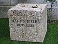 Grab Hanns-u-Steffy-Eisler Stein-vor-Ehrung-50ster-Todestag LWS1014.JPG