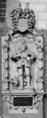 Grabdenkmal für Markgraf Bernhard den Jüngeren von Baden-Durlach, Sohn des Markgrafen Ernst von Baden-Durlach mit Elisabeth von Brandenburg-Ansbach, Grabmonument im Stiftschor der Schlosskirche in Pforzheim.png