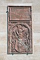 Grabplatte Kirchenmauer Stift Klosterneuburg.jpg