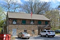 Gradyville Post Office
