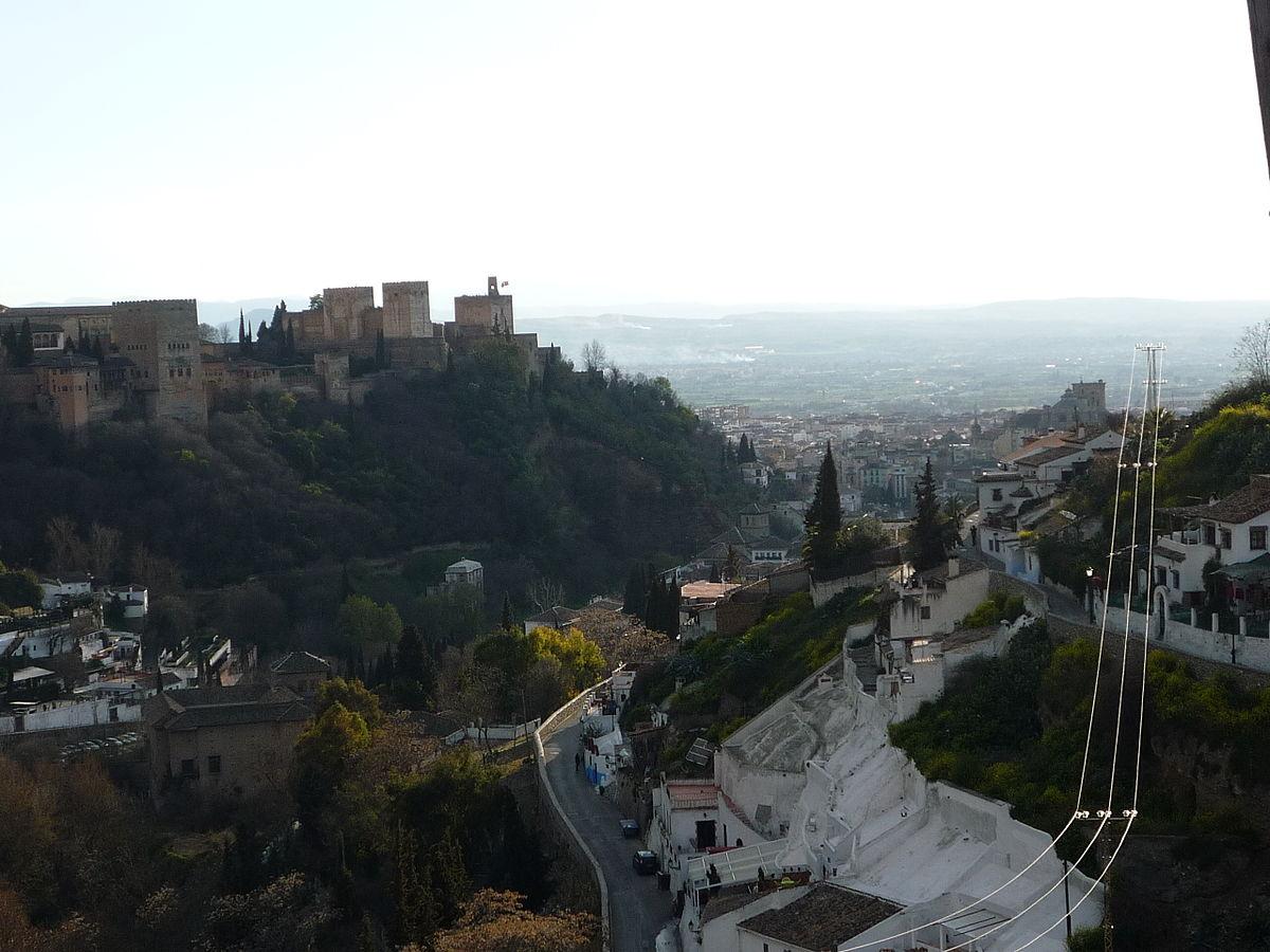 A And M Auto >> Granada (Andalusien) – Reiseführer auf Wikivoyage