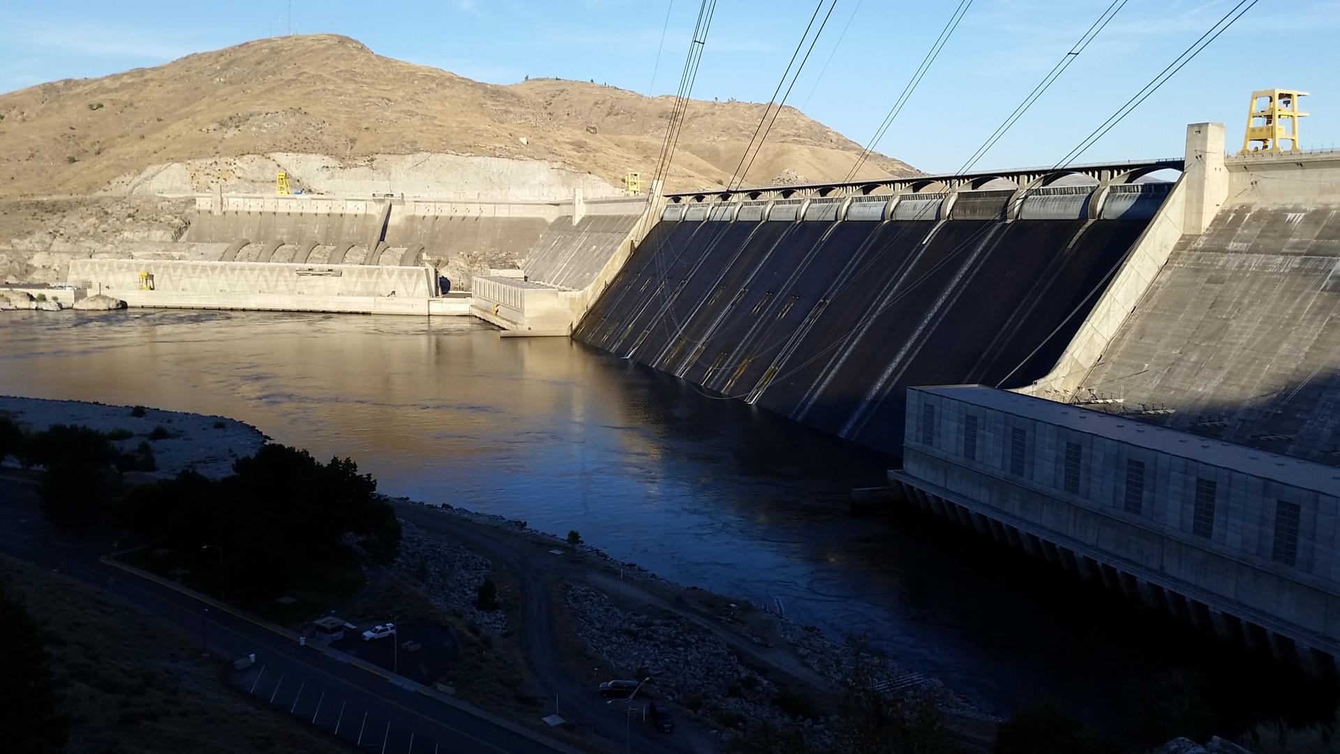 Grand Coulee Dam Wikipedia