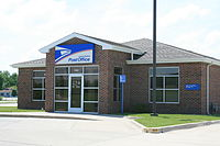 Granger Iowa 20090607 Post Office.JPG